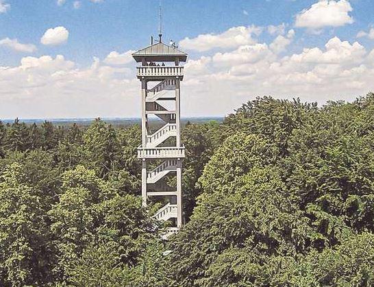 Aussichtsturm Ebersberg