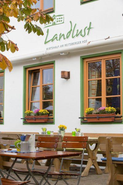 Landlust Wirtshaus am Reitsberger Hof
